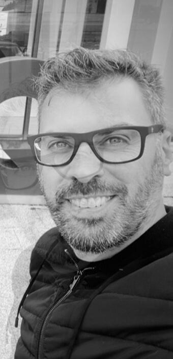 Colaborador da equipa Blisq - Ricardo Rodrigues