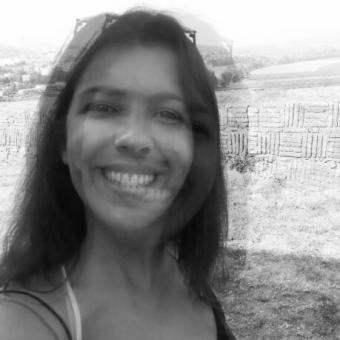 Colaborador da equipa Blisq - Andreia Parente