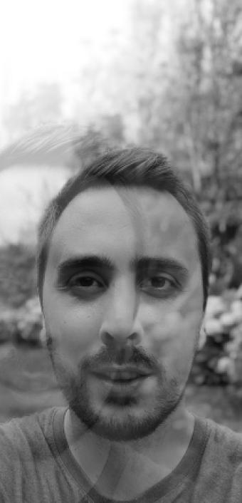Colaborador da equipa Blisq - João Brito