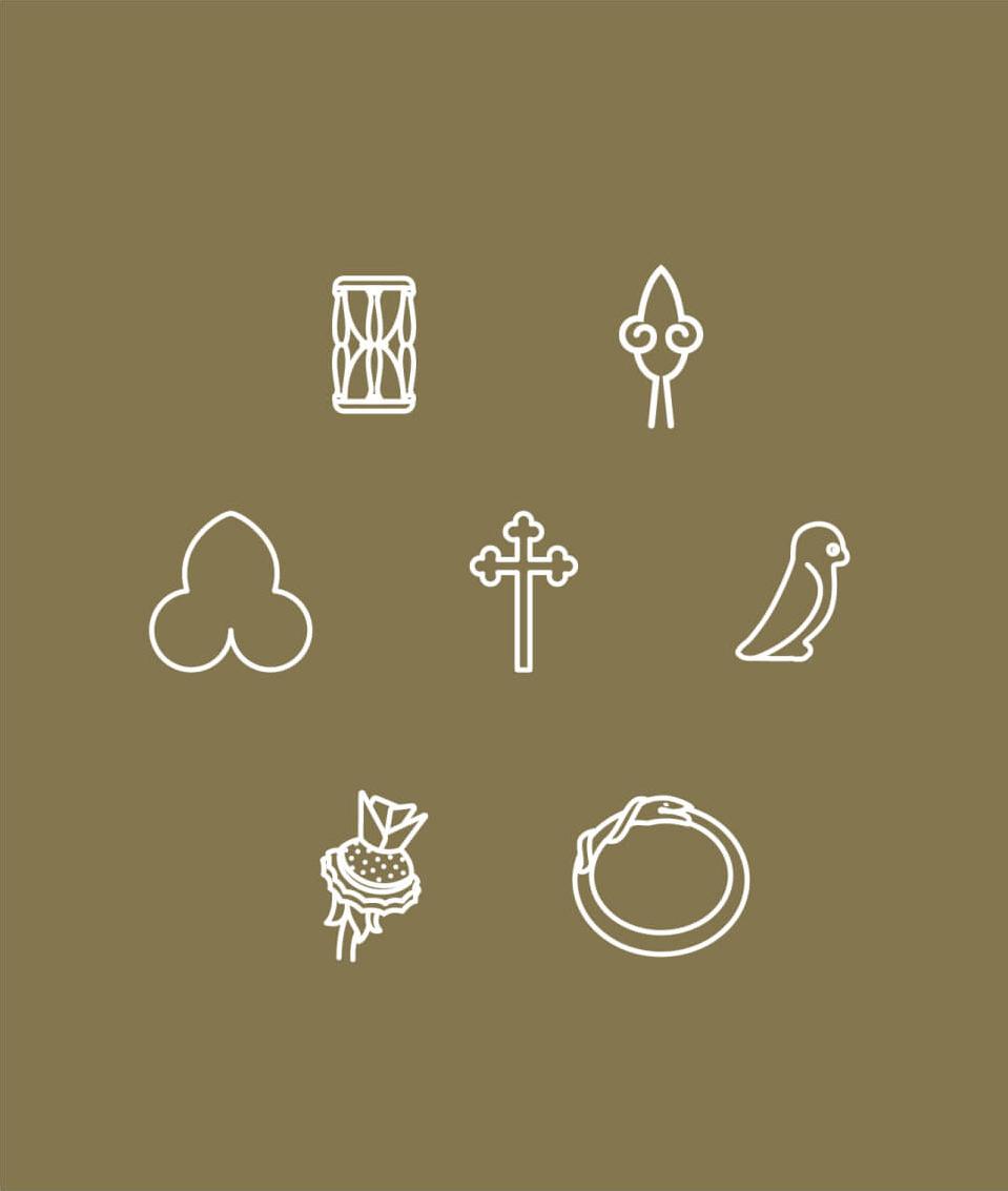 Iconografia do livro dos cemitérios de Viana do Castelo