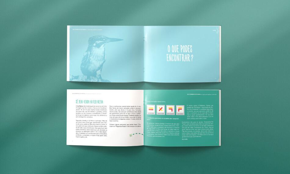 Pormenores da brochura Bioneiva