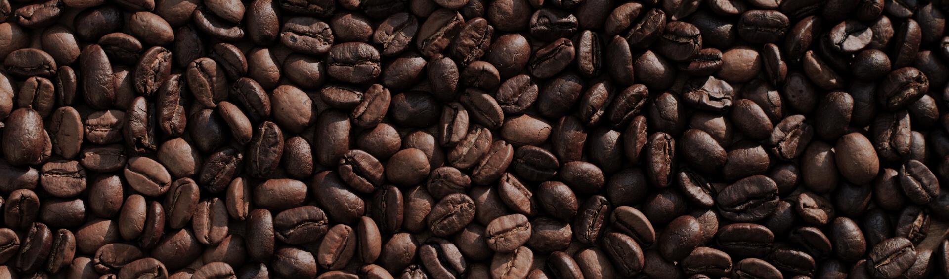 Background grãos de café