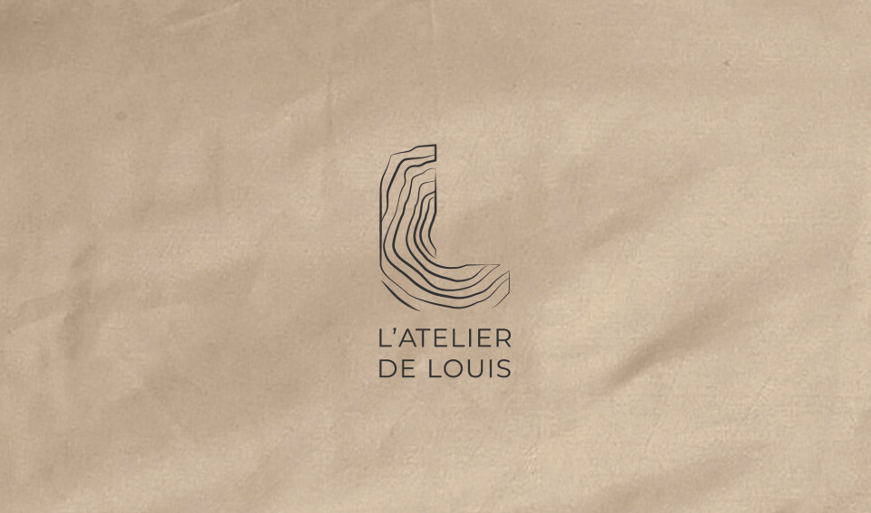 Logotipo L'Atelier de Louis