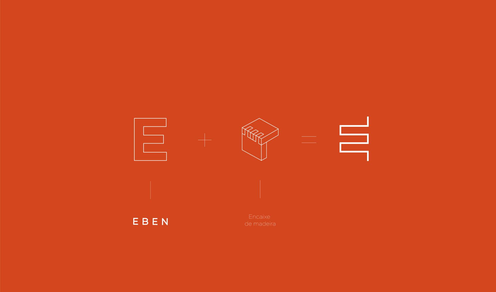 Origem do logótipo da EBEN