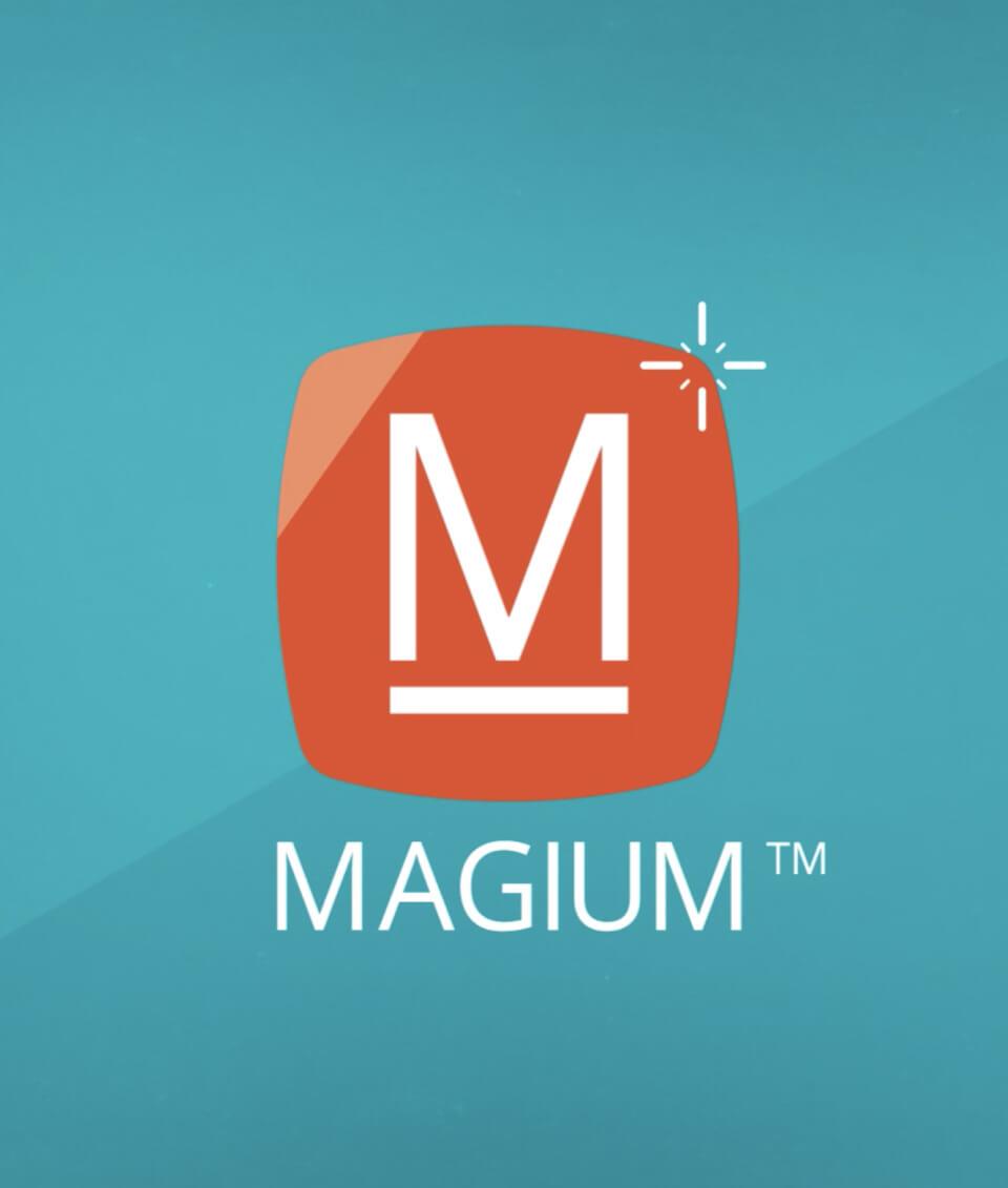 Logo Magium