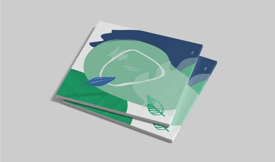 Capa traseira de catálogos Novegi