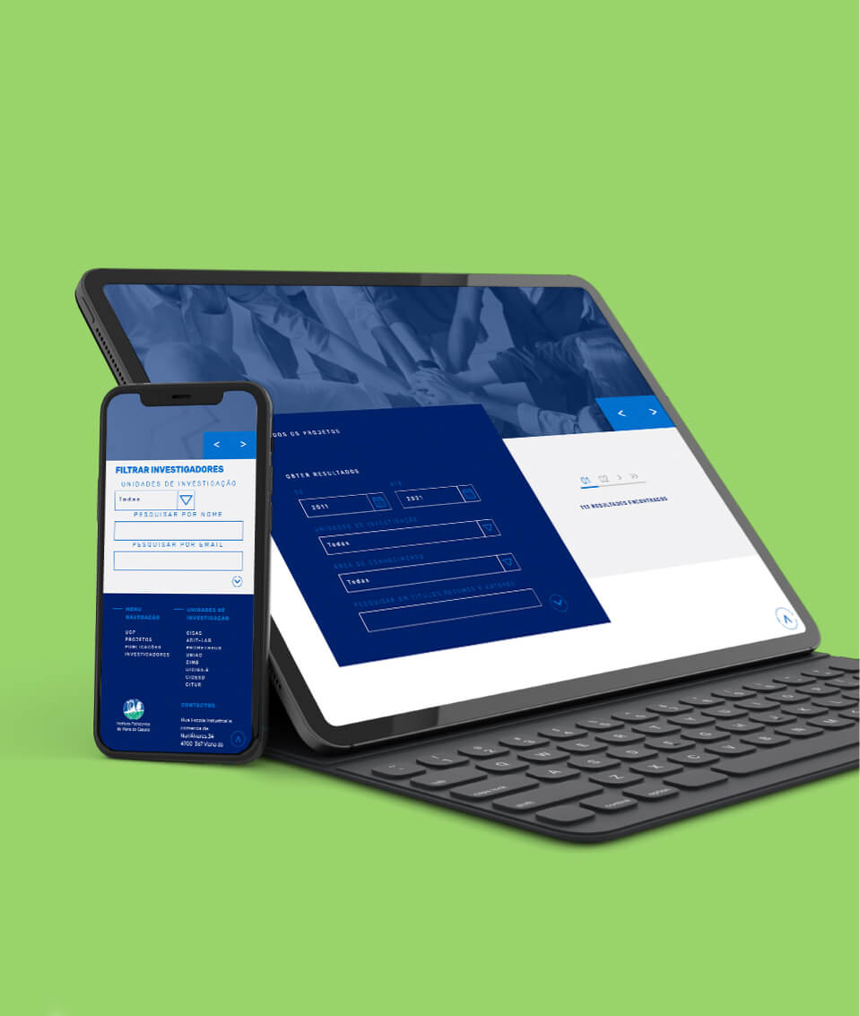 Ativar Ipvc Web Design UX/UI