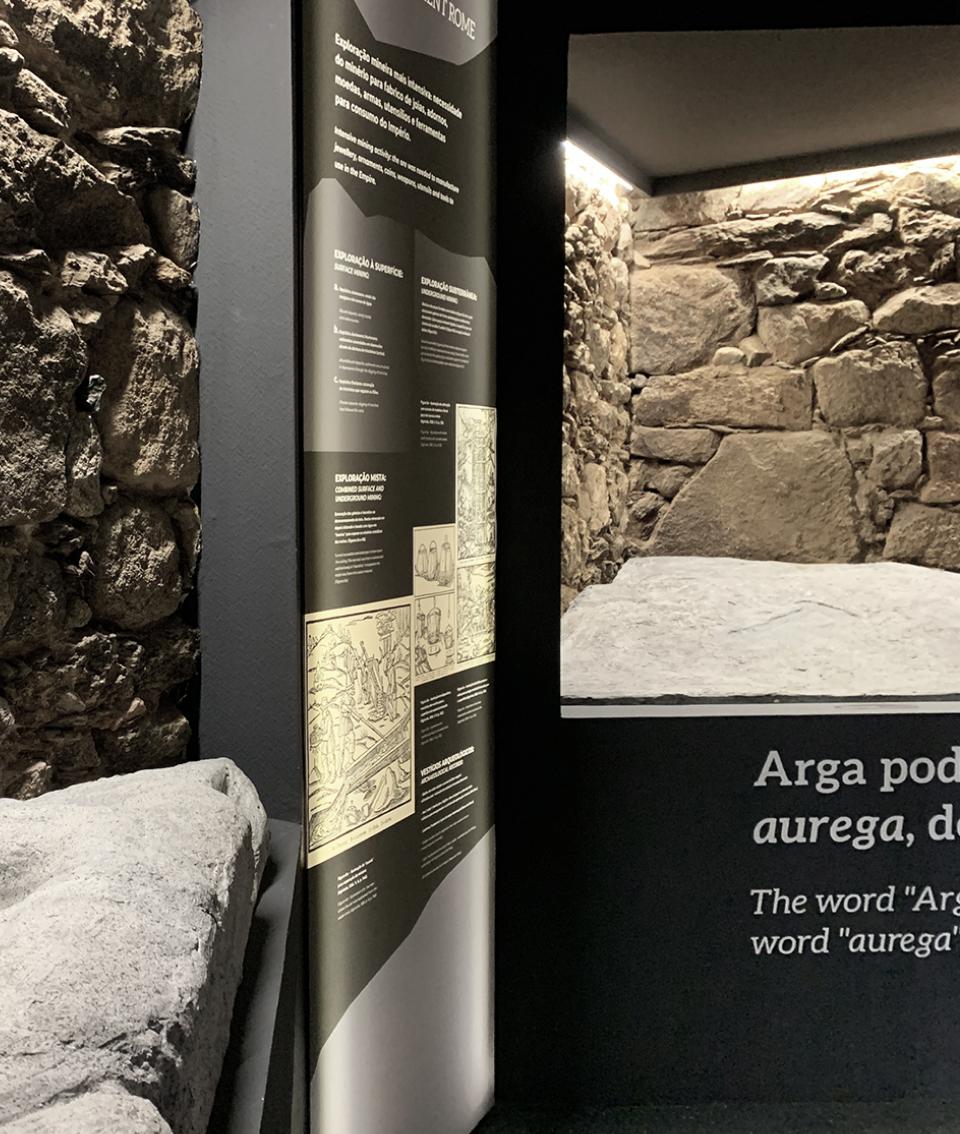 Museu Mineiro São João d'Arga